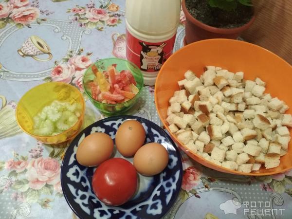 Запеканка на завтрак фото