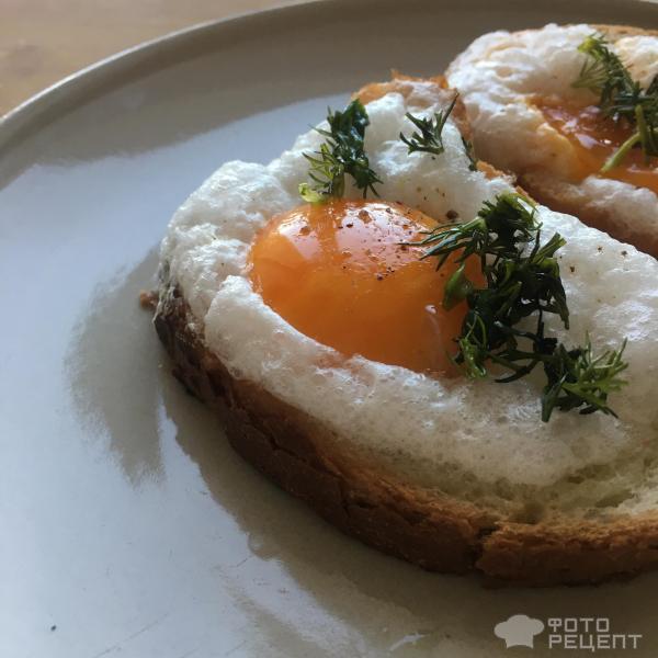 яйца, фото, завтрак, яйца орсини, рецепт, по шагам, с фото