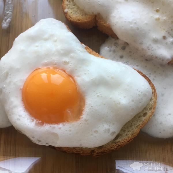 яйца, фото, завтрак, кофе, латте, яйца орсини, рецепт, по шагам, с фото