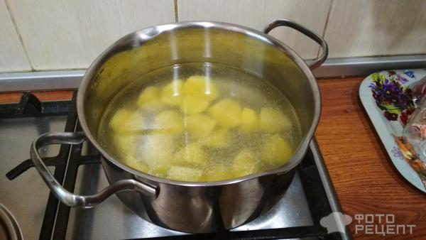 Суп-пюре из сельдерея фото
