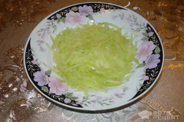 Салат с редькой фото