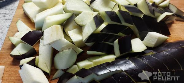 Овощное рагу в духовке с сыром фото