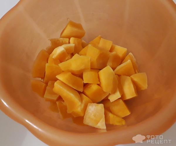 Тыквенно-морковный кекс фото