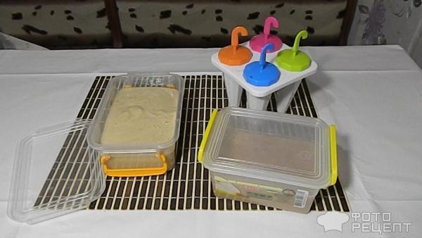 Мороженое из двух ингредиентов фото