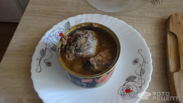 Салат с тунцом и вареными яйцами фото