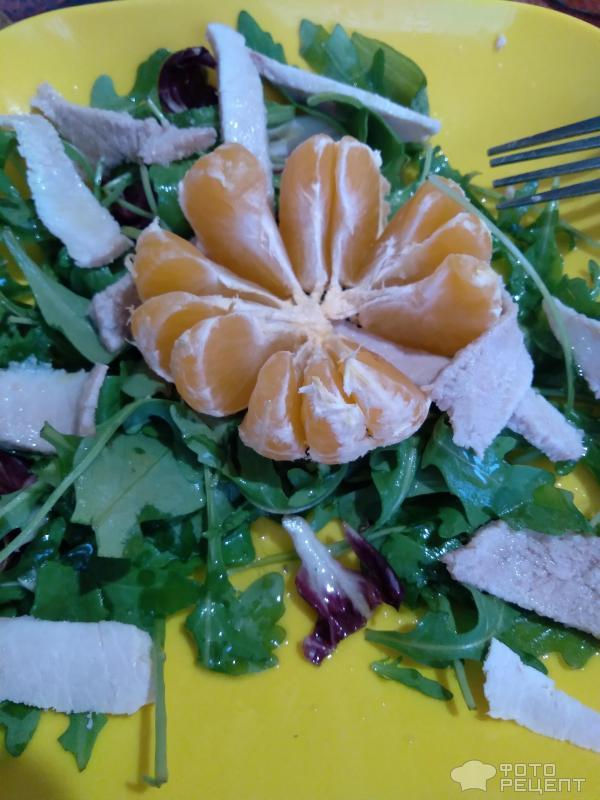 Салат новогодний фото