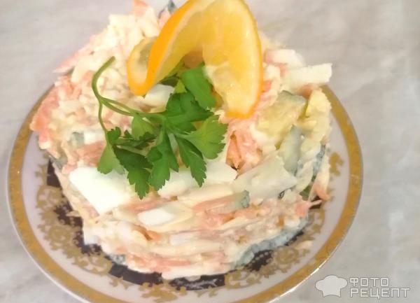 Салат из моркови фото