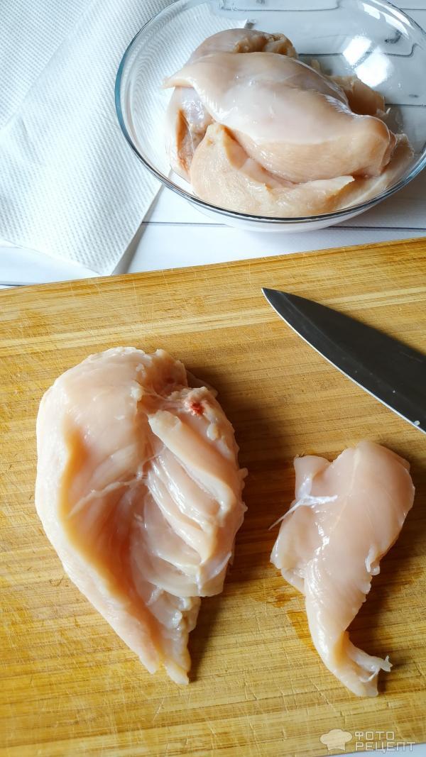 Куриная грудка на сковороде по-быстрому фото
