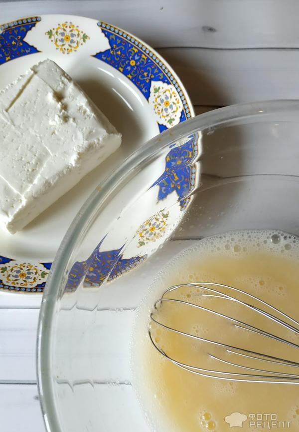 Сырно-творожные колечки фото