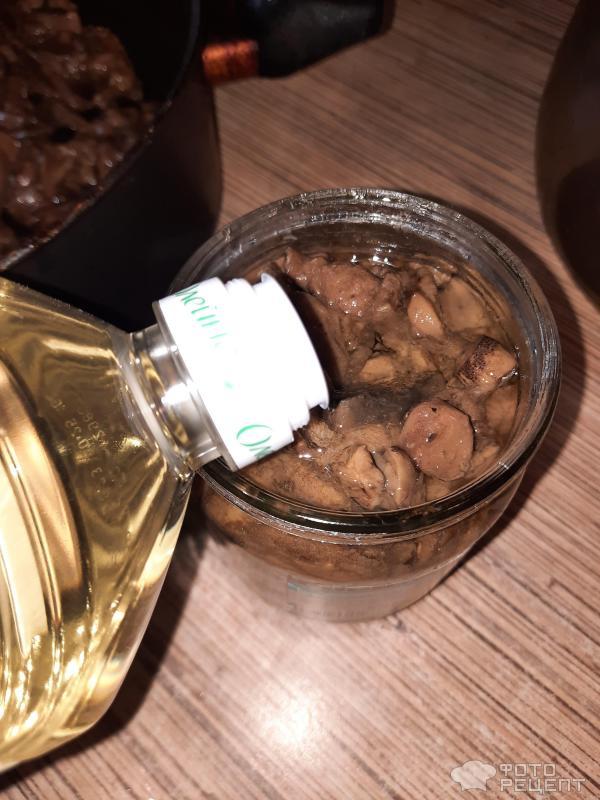 Маслята жареные на зиму