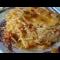 Фото Спагетти в соусе под сырной корочкой