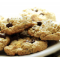 Фото Печенье с изюмом,хлопьями и шоколадом