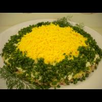 "Рецепт: Салат ""Мимоза"""