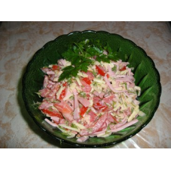 Грузинский салат рецепты видео