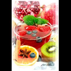 рецепт фруктового желе для детей