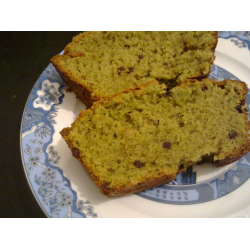Рецепт: Зеленый кекс