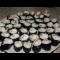 Фото Суши с крабовыми палочками, икрой, сыром, огурцом и кунжутом