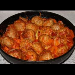 тефтели в томатном соусе рецепт в духовке