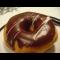 Фото Пончики в шоколадной глазури