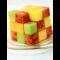 Фото Фруктовый кубик-рубик