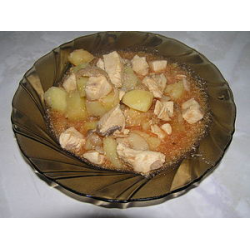 Подлива для курицы с луком рецепт
