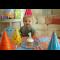 """Фото Детский торт """"На первый День рождения"""""""