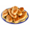 Фото Пирожки из готового теста с картофелем и баклажанами