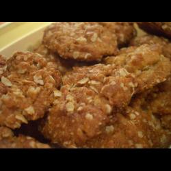 """Рецепт: Печенье """"Анзак"""""""