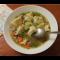 Фото Зимний согревающий суп