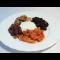 Фото Десерт с черносливом, курагой и изюмом