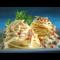 Фото Спагетти с лососем