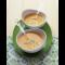 Фото Луковый суп с плавленым сыром