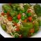 Фото Тушеные овощи с лапшой