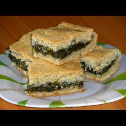 Рецепт: Пирог со щавелем