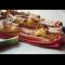 Фото Луковый пирог с картофелем