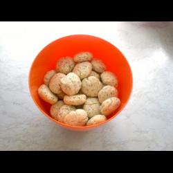 Рецепт: Лимонное печенье с маком