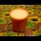 Фото Зеленый чай с молоком