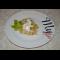 Фото Филе рыбы с луком и сметаной