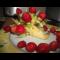 Фото Фруктово-ягодный Ежик для самых маленьких
