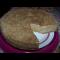 Фото торт Снежная королева