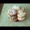 Фото Песочное печенье с изюмом