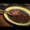 Фото Суп из дикого и бурого риса с чесночком для самых маленьких