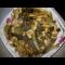Фото Китайский жареный салат из вареных перепелиных сердечек и грибов или lu an chun xin chao mo gu (卤鹌鹑心炒蘑菇)