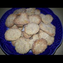 Рецепт: Кунжутно- ореховое печенье от song yan