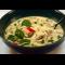Фото Тайский кокосовый суп Том Ка гай (Tom kha gai)