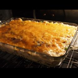 Рецепт: Картофельная бабка