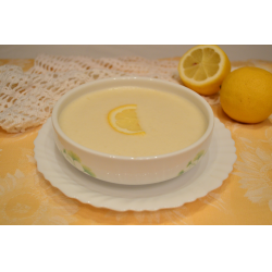 Рецепт: Суп лимонный холодный