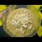 Фото Картофельный суп с цветной капустой и сыром