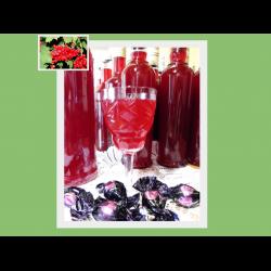 Рецепт: Настойка из ягод калины