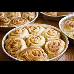 булочки с кленовым сиропом рецепт